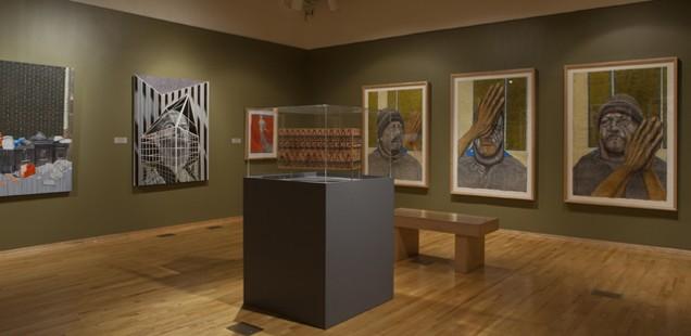 Líneas Borrosas: Selected Works by Gabriel Villa