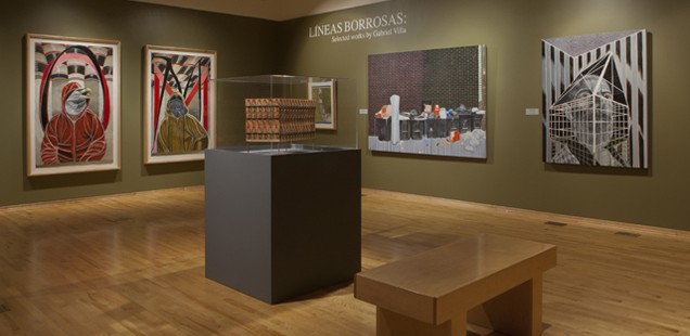 Líneas Borrosas: Friday, August 15, 2014 – Sunday, January 18, 2015
